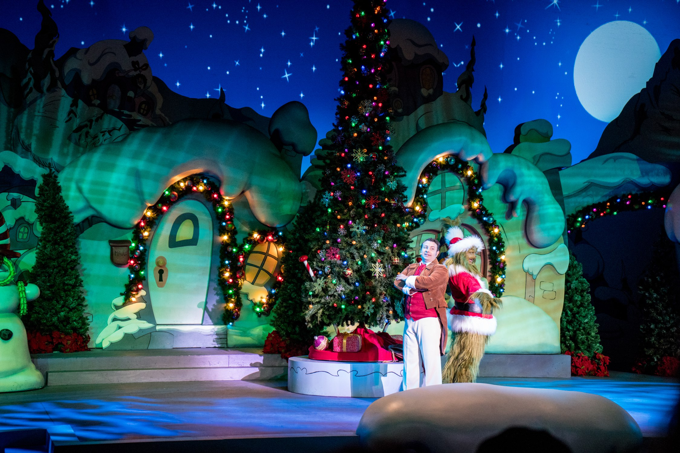 Grinchmas at Universal Orlando: history and special needs information