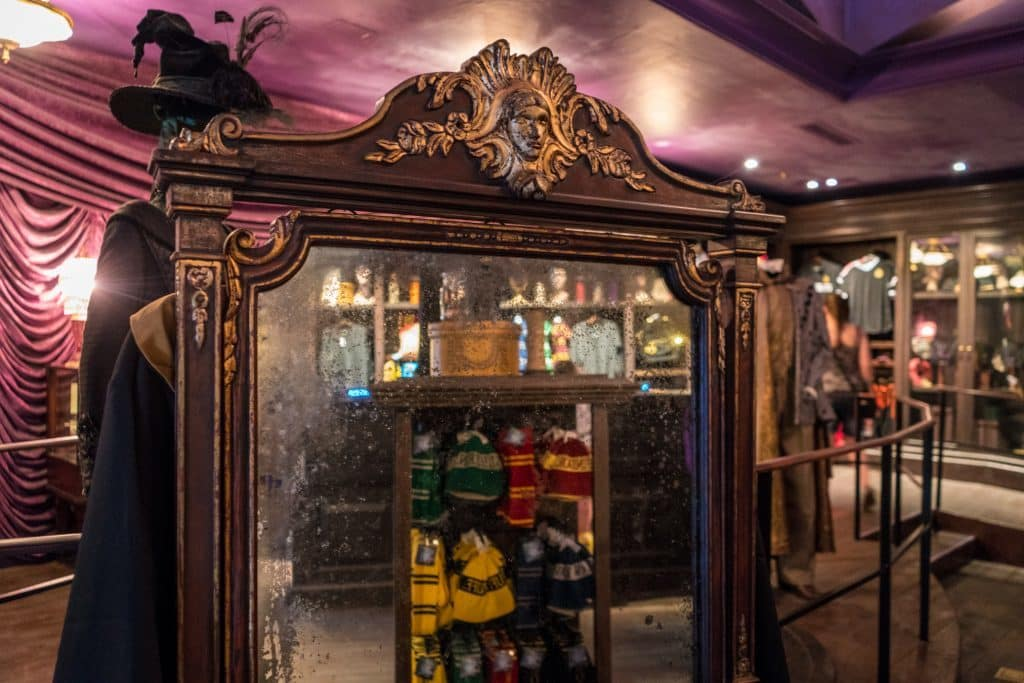 Madam Malkin's Robes for All Occasions at the Wizarding World of Harry Potter - Diagon Alley.