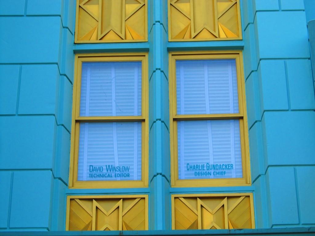 Metropolis Windows in New York