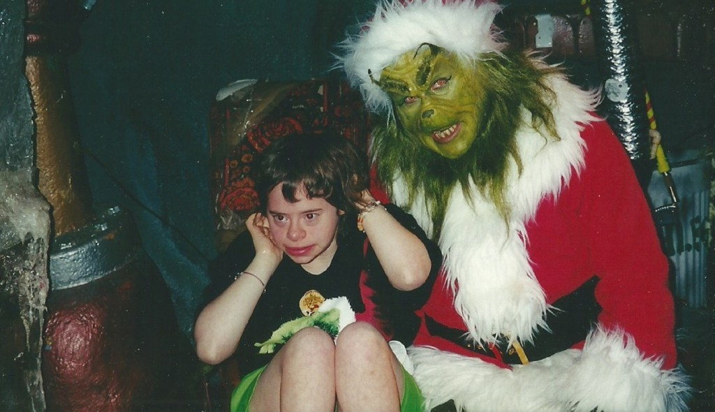In the Grinch's Lair 2001