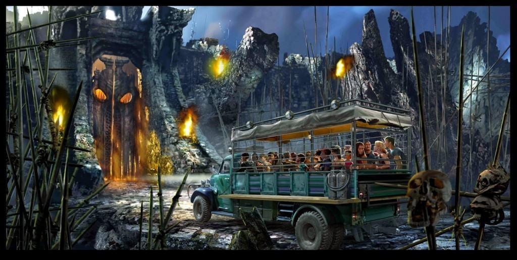 Skull Island: Reign of Kong
