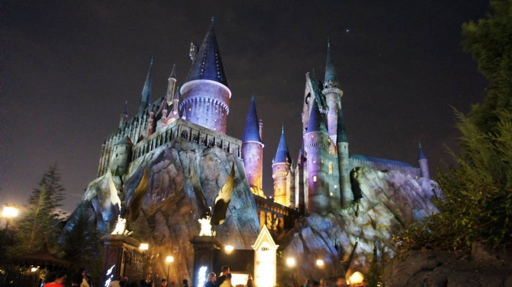 The Wizard World of Harry Potter – Hogsmeade at Islands of Adventure.