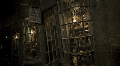 The Wizarding World of Harry Potter – Diagon Alley