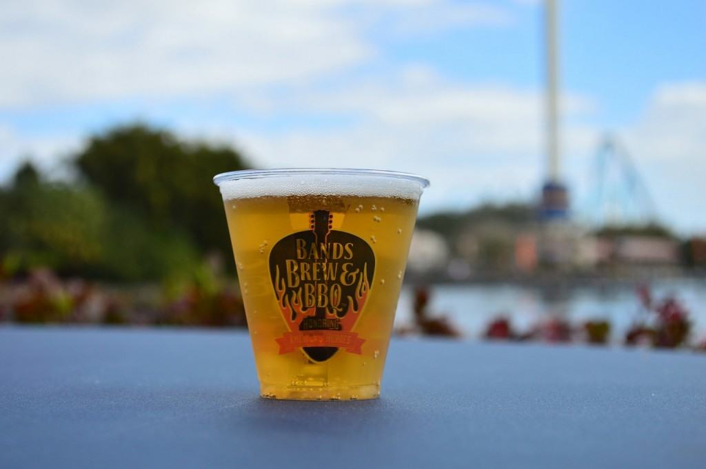 Craft beer SeaWorld Bands, Brews, and BBQ