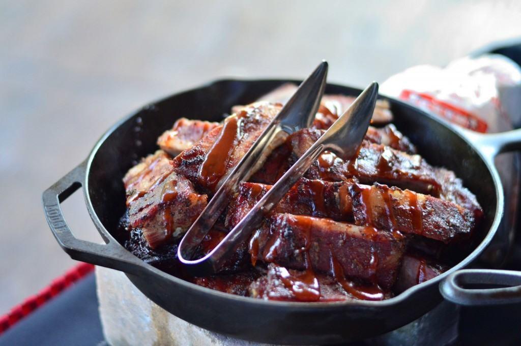 BBQ at SeaWorld