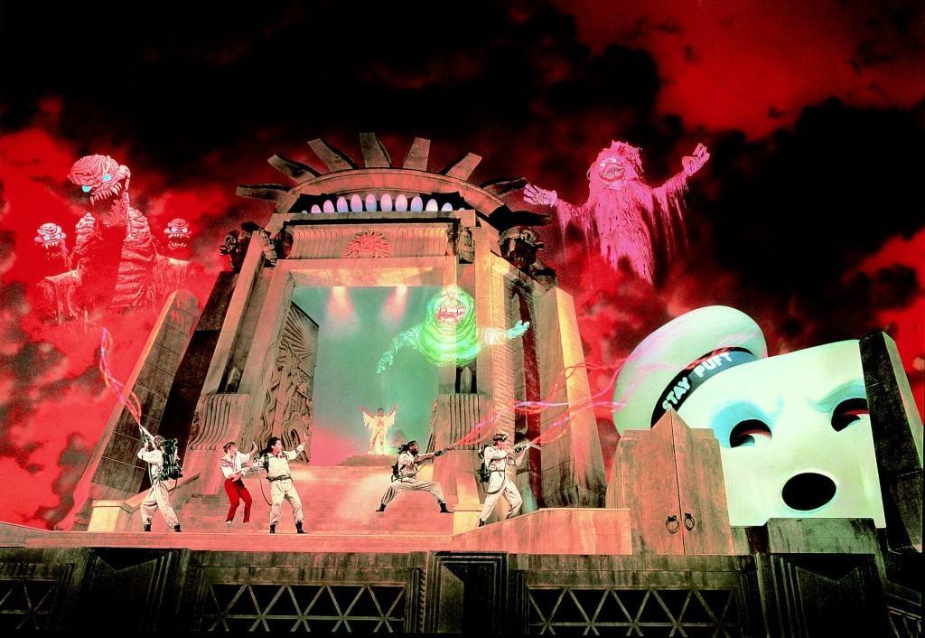 Ghostbusters Spooktacular - Universal Studios Florida in 1990