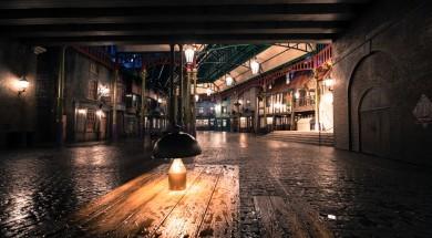 Carkitt Market at Universal Studios Florida