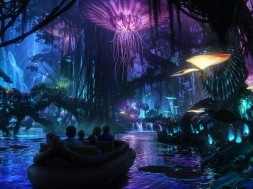 Pandora The World of Avatar Na'vi River Journey