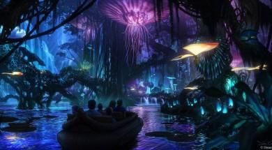 Pandora The World of Avatar Na'vi River Journey