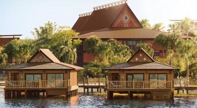 Polynesian Villas and Bungalows Walt Disney World