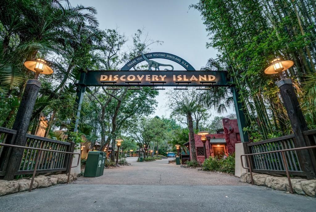 Dinoland at Disney's Animal Kingdom