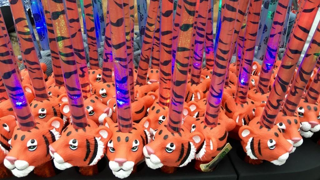 Nighttime Merchandise at Disney's Animal Kingdom
