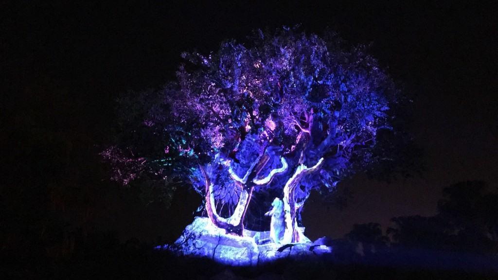 The Tree of Life - Nighttime Awakenings Disney's Animal Kingdom