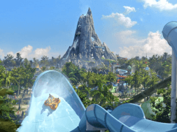 Honu at Universal's Volcano Bay Concept Art
