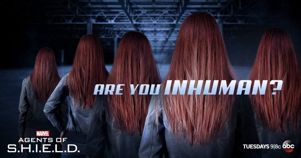 Agents of SHIELD's Inhumans