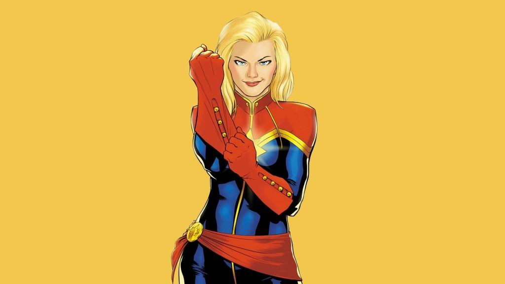 All-New, All-Different Captain Marvel
