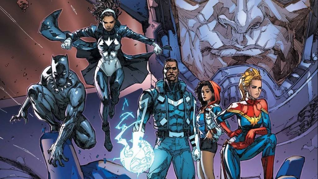 All-New, All-Different Ultimates