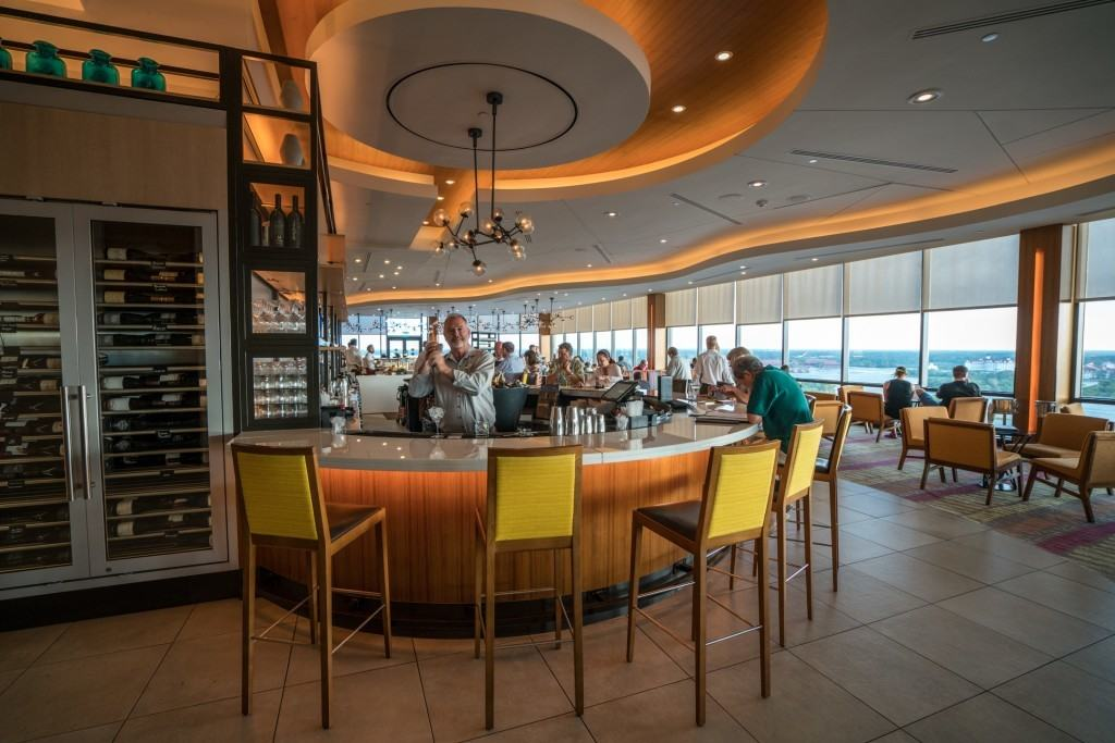 California Grill Lounge at Disney's Contemporary Resort