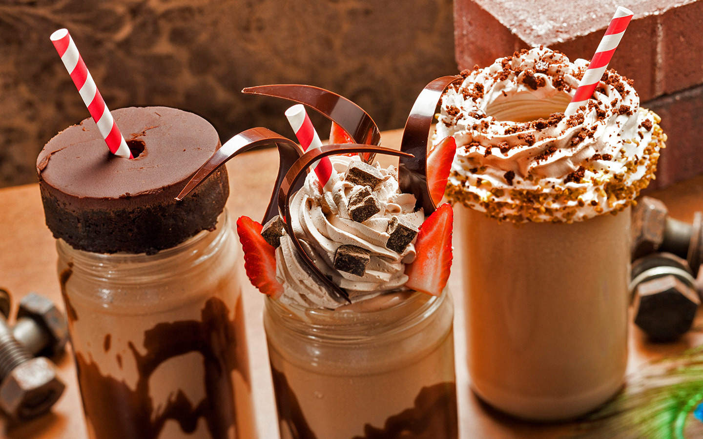 "Toothsome Chocolate Emporium preview plagued with ""shakes"""
