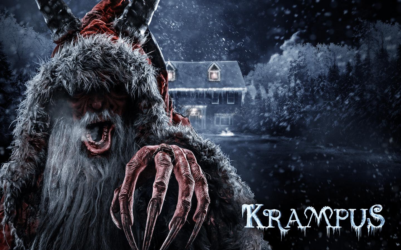 Krampus coming to Halloween Horror Nights 26