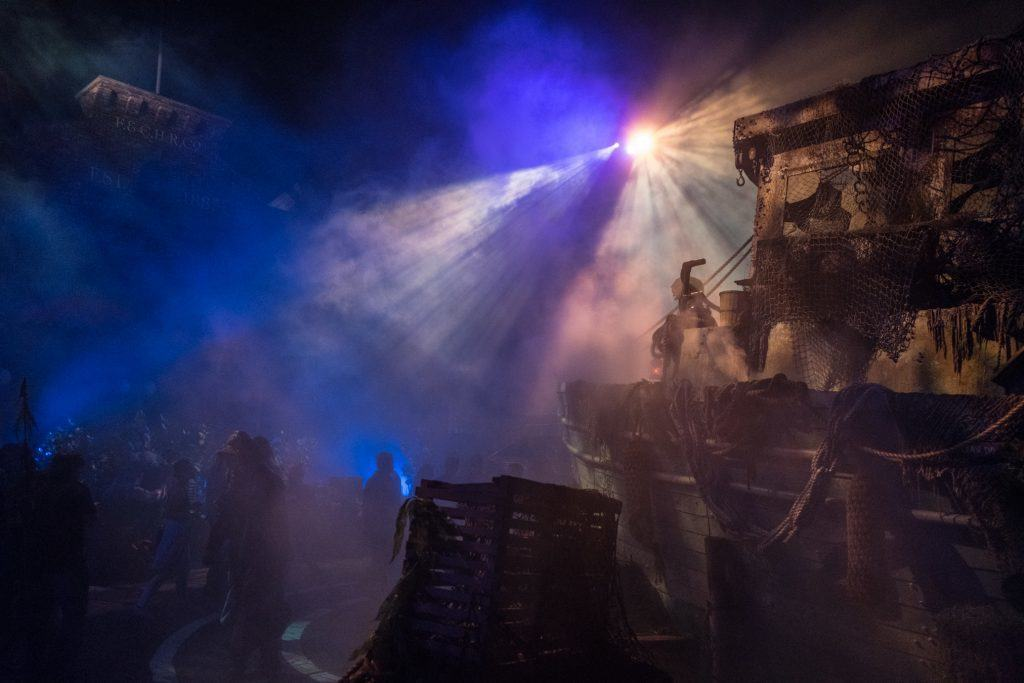 Dead Man's Wharf at Halloween Horror Nights 26