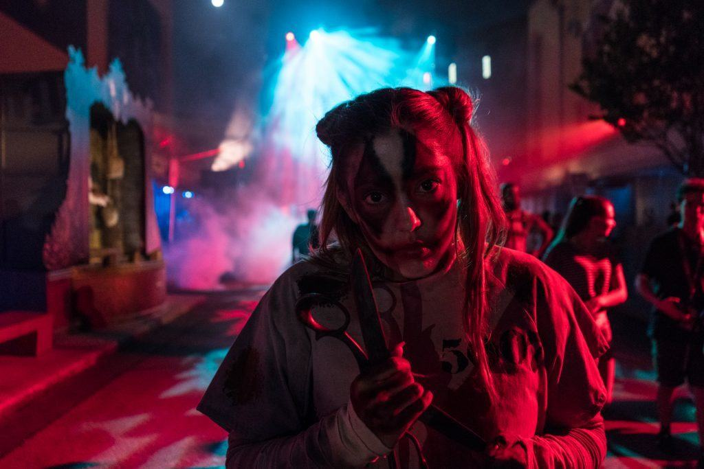 A Chance in Hell at Universal Orlando's Halloween Horror Nights 2016