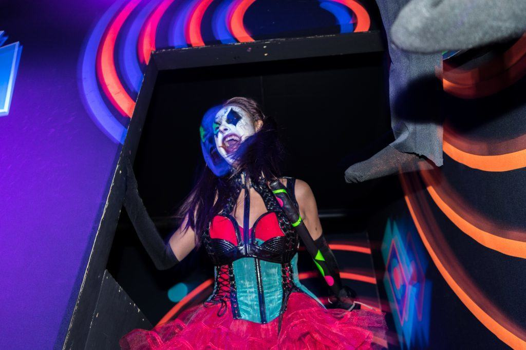 Lunatics Playground 3D: You Won't Stand a Chance at Universal Orlando's Halloween Horror Nights 26