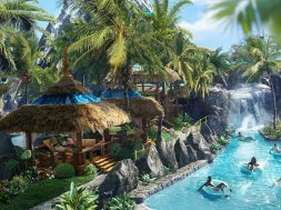 Kopiko Wai Winding River at Universal Orlando's Volcano Bay
