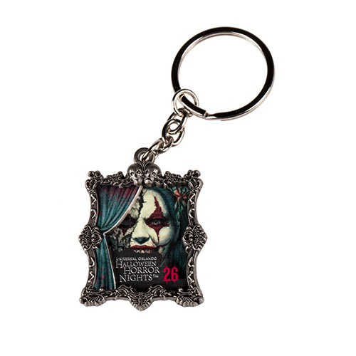 Halloween Horror Nights 26 Chance Keychain ($14.95)