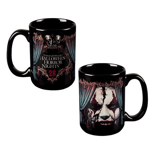 Halloween Horror Nights 26 Chance Mug ($16.95)