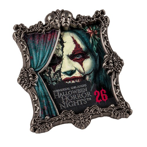 Halloween Horror Nights 26 Chance Pin ($14.95)
