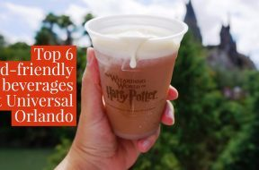 Top 6 kid-friendly beverages at Universal Orlando