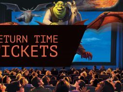 Return Time Tickets at Universal Orlando