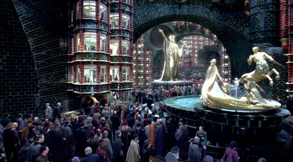 Harry Potter's Ministry of Magic