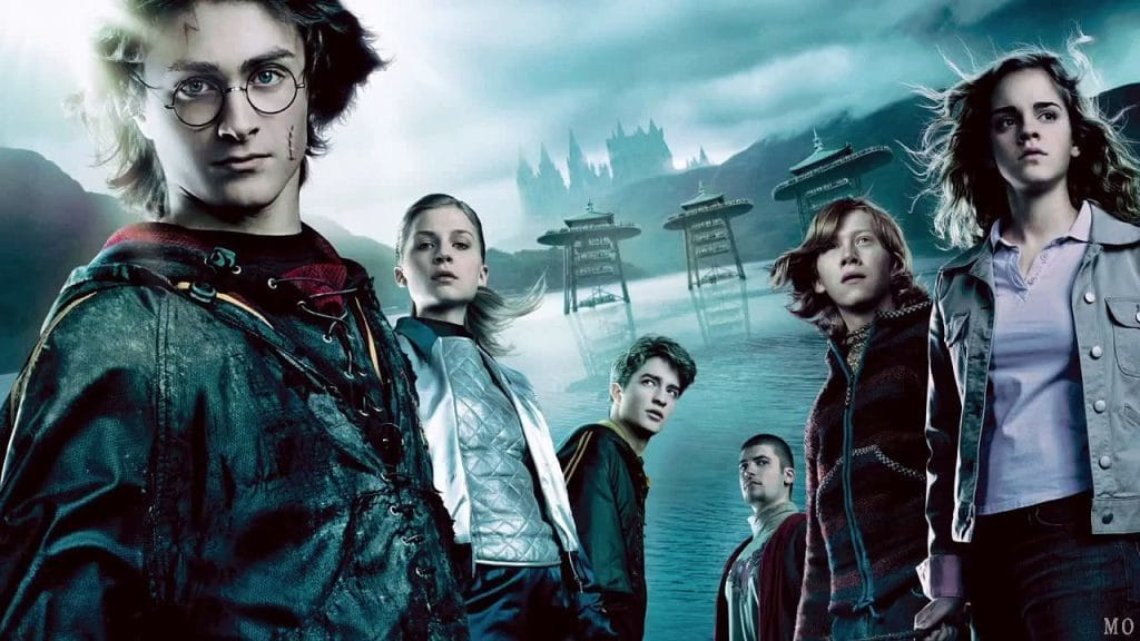 """The Triwizard Tournament, as seen in """"Harry Potter and the Goblet of Fire"""""""