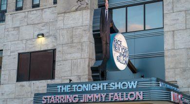 Race Through New York Starring Jimmy Fallon at Universal Studios Florida