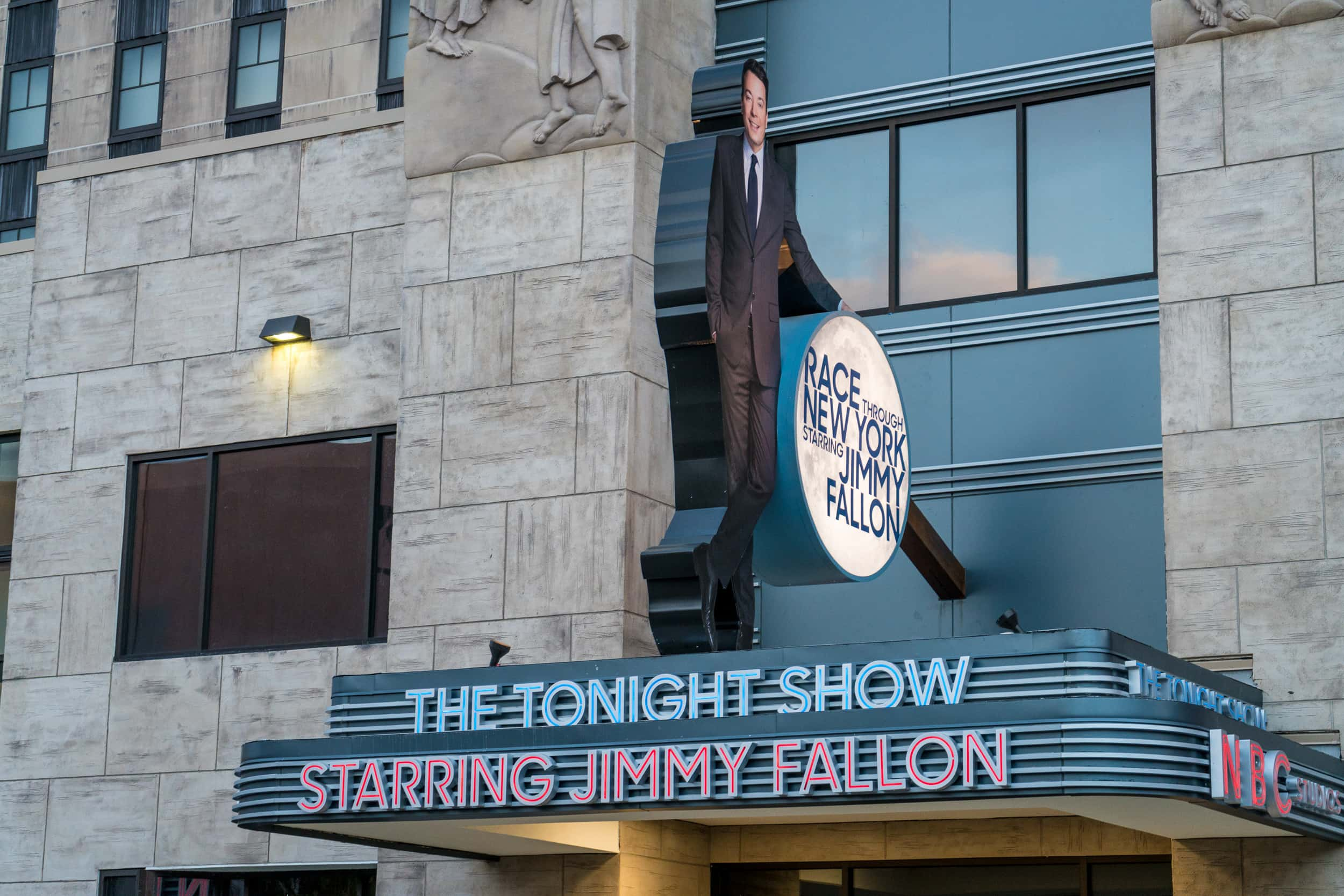 How Jimmy Fallon is the future of theme park attractions