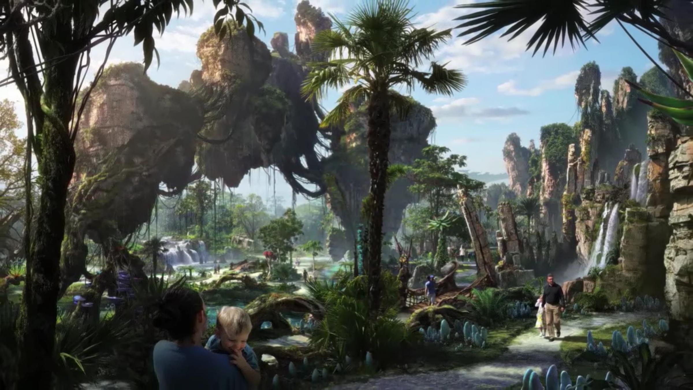 4 ways Harry Potter influenced Avatar Land