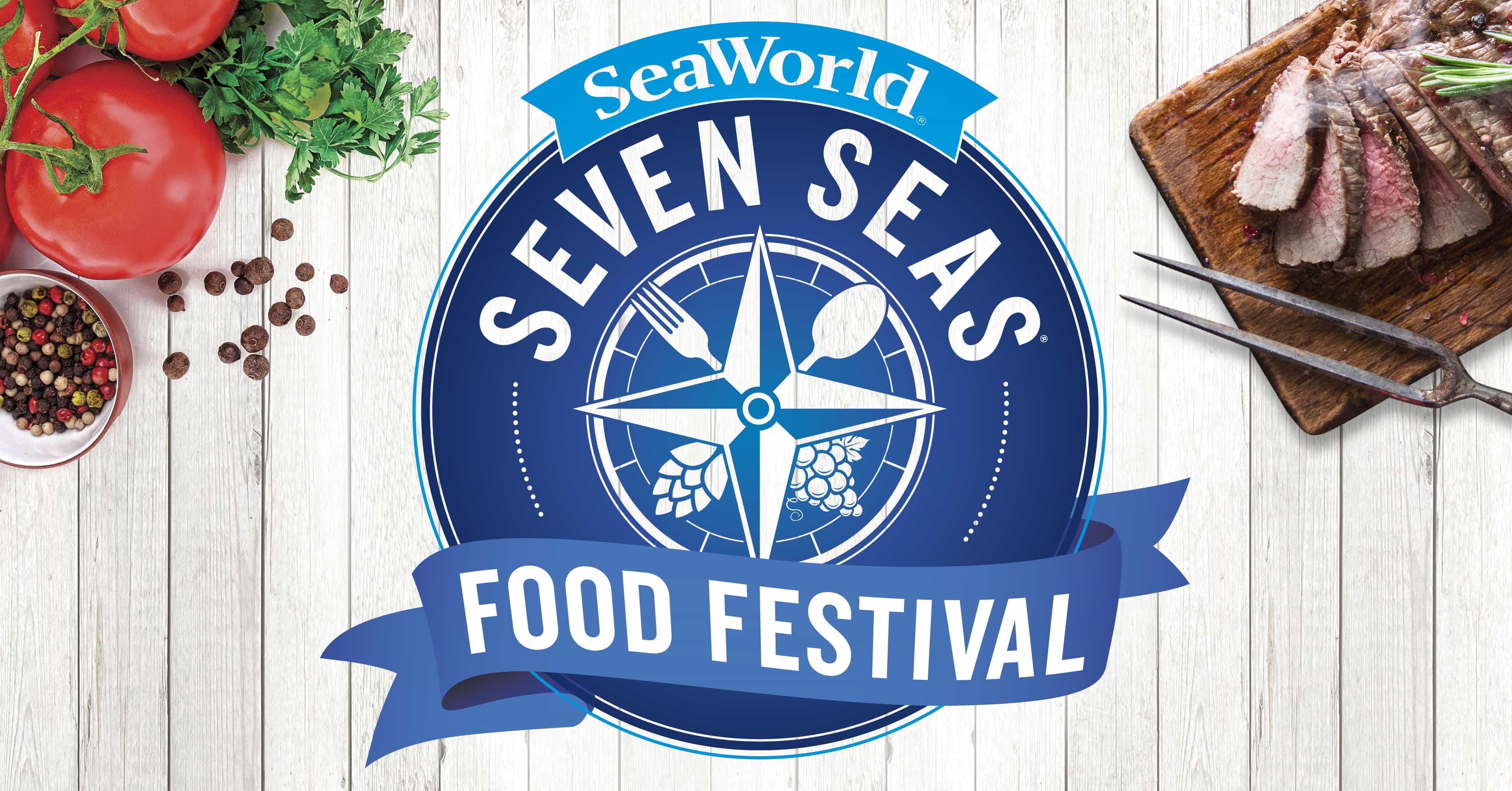 SeaWorld releases Seven Seas Food Festival full menu