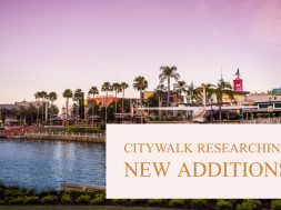 Universal CityWalk researching new additions