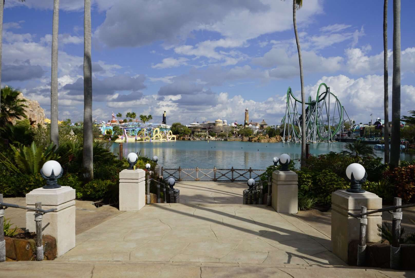 3 hidden areas at Islands of Adventure you may not know about