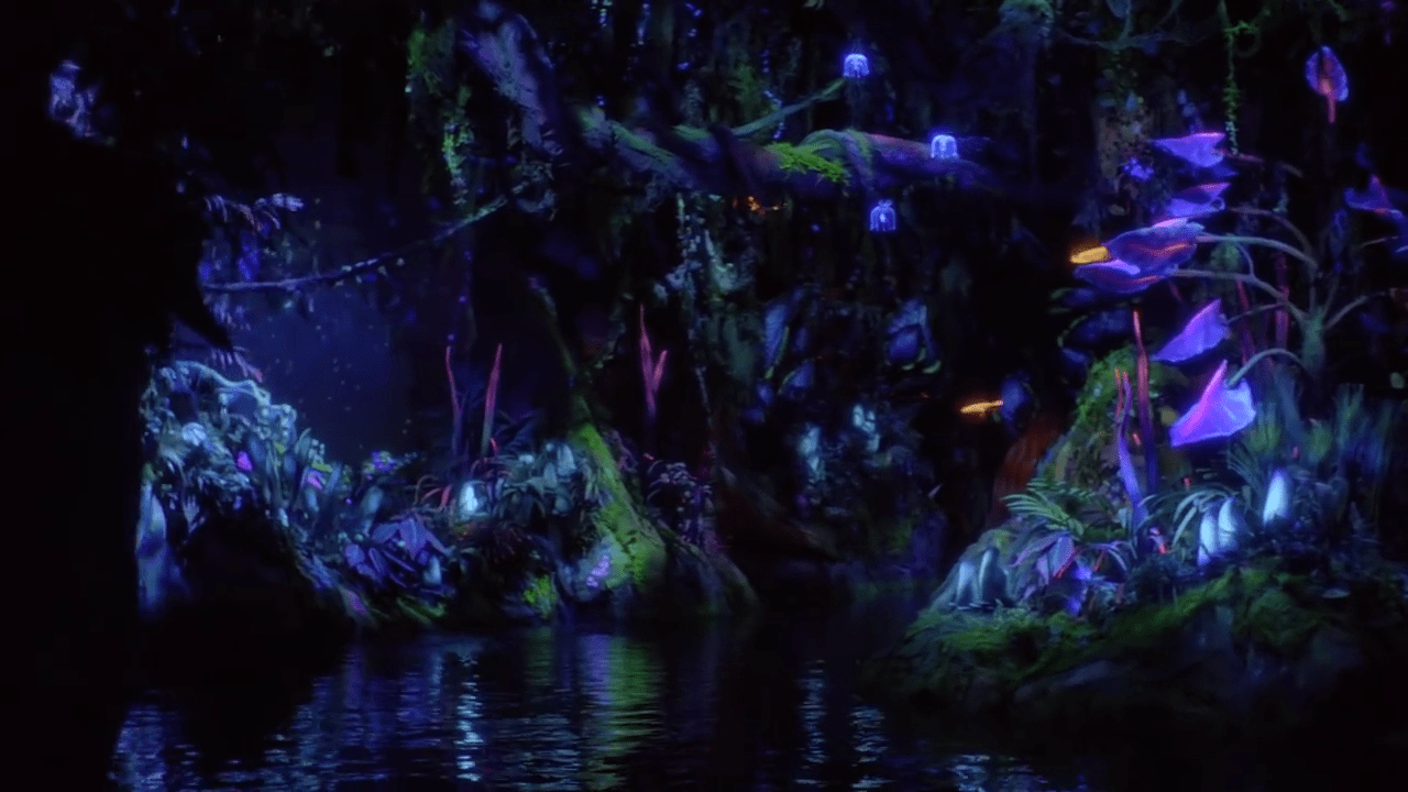 Walt Disney World gives us our closest look yet at the Na'vi River Journey attraction in new video