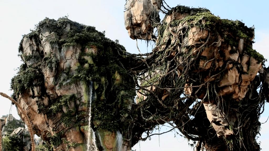 Pandora - The World of Avatar Floating Islands