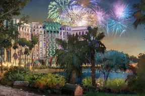 Disney's Coronado Springs Resort Expansion