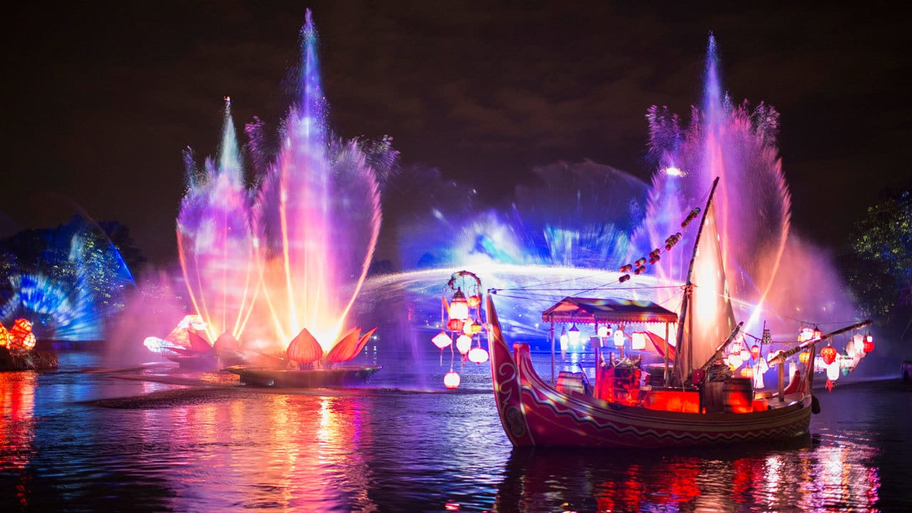 PHOTO GALLERY: Disney's Rivers of Light nighttime show preview at Animal Kingdom