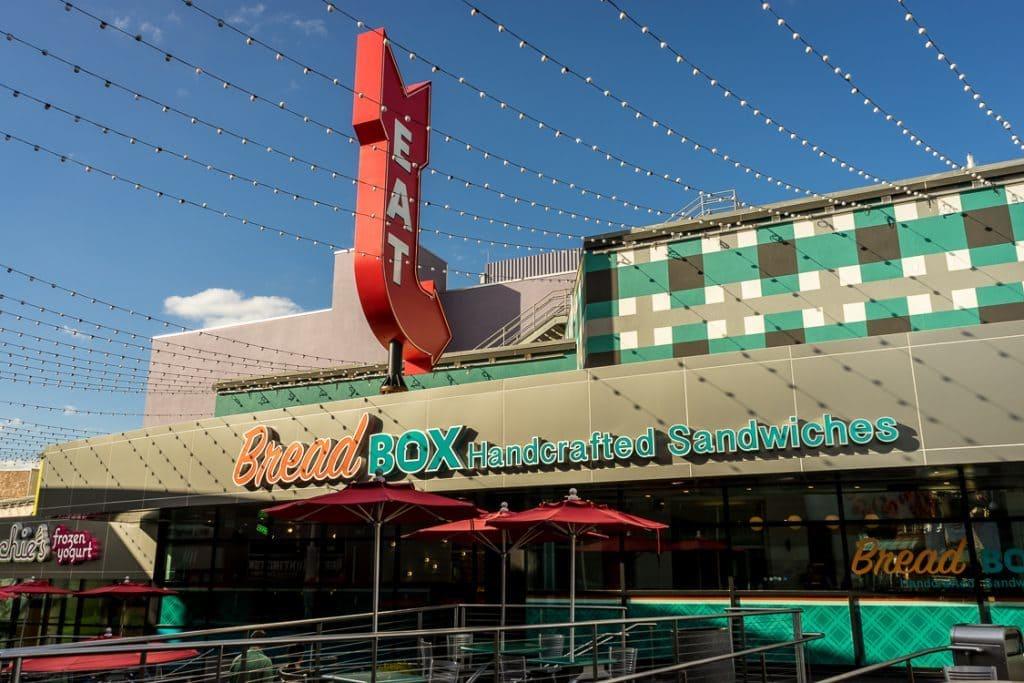 Bread Box at Universal CityWalk