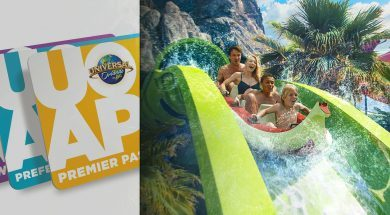 Annual passes at Universal's Volcano Bay