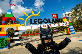 LEGO Batman at LEGOLAND Florida Resort