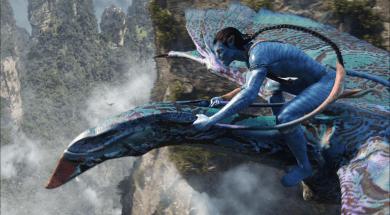 Banshee flight from James Cameron's Avatar