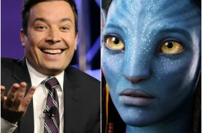 Jimmy Fallon and the Na'vi